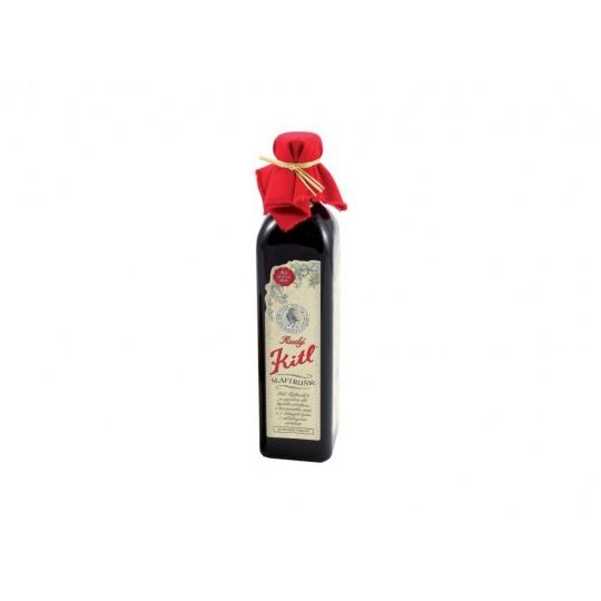 Kitl Šlaftruňk Rudý 500ml - mediciální víno na dobrou noc
