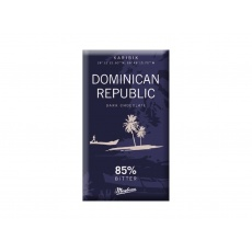 Čokoláda hořká Dominican republic 85% 40g