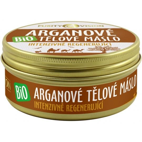 Bio Arganové tělové máslo 150ml