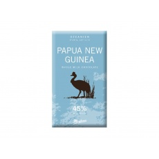 Čokoláda mléčná Papua New Guinea 40g