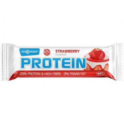 Tyčinka proteinová Protein jahoda 60 g