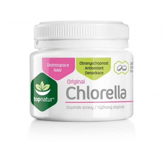 Chlorella 250 tablet