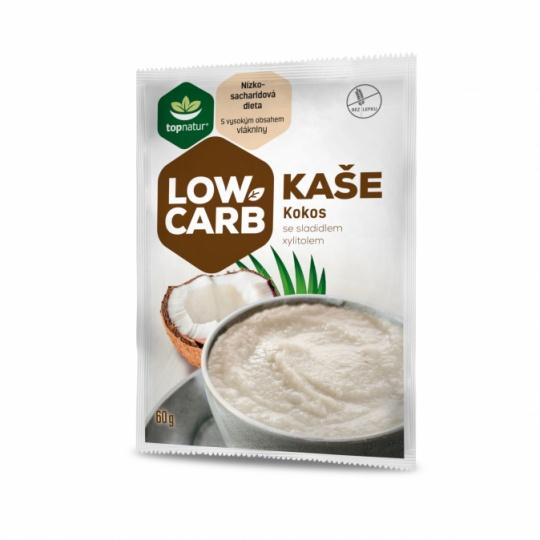 LOW CARB   KETO kaše kokosová 60g (1 porce)