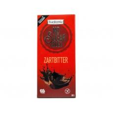 Hořká čokoláda bez přidaného cukru 80g
