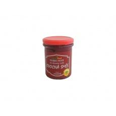 Polibek ovoce Ovocná směs  bez cukru 200ml