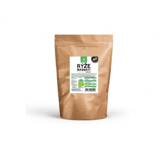 Bio Basmati rýže natural 400g