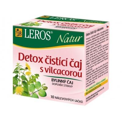 Detox čistící čaj 10x1,5g