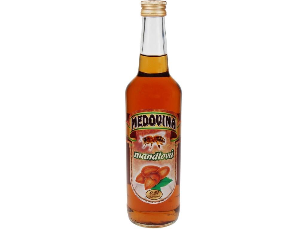 Medovina Mandlová 0,5 l