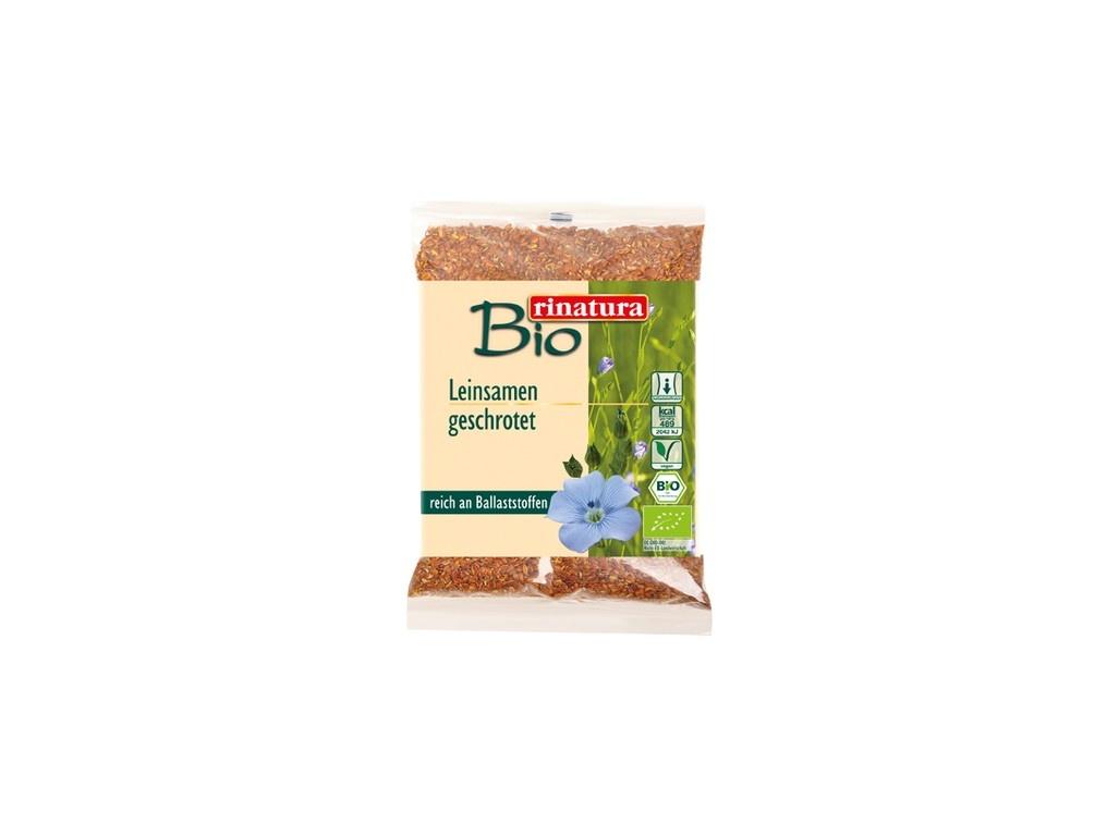 Bio Lněné semínko drcené 250g