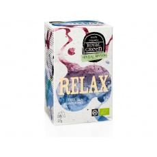 AKCE - Bio bylinný čaj Relax 27g. Min. trv. 30.3.2021