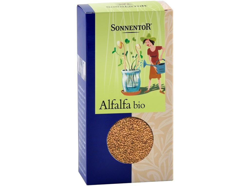 Bio Alfalfa 120g