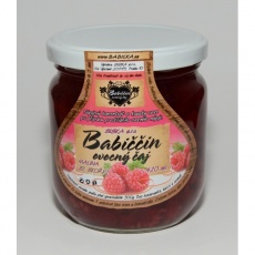 Babiččin ovocný čaj pečený malina se skořicí 420 ml