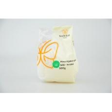 Sůl himalájská bílá hrubá 500 g Natural Jihlava