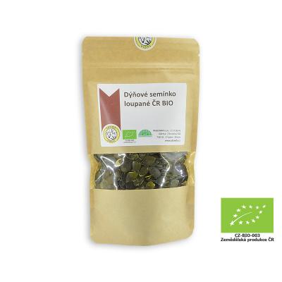 Dýňové semínko loupané ČR BIO 500 g