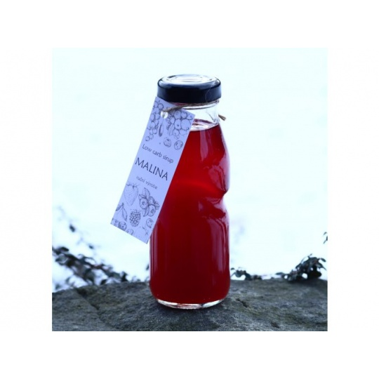 Low Carb Sirup Malinový 500 ml