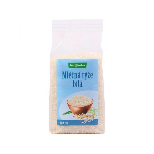 Bio Rýže mléčná bílá 500g