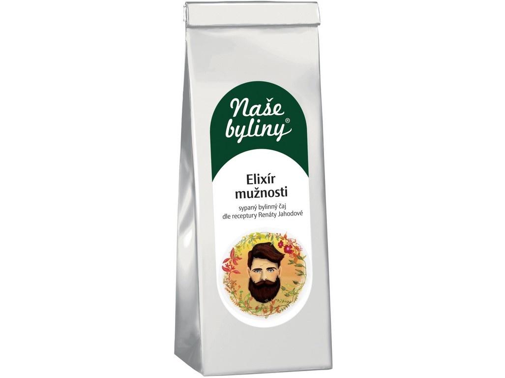 Naše byliny - Elixír mužnosti 50g