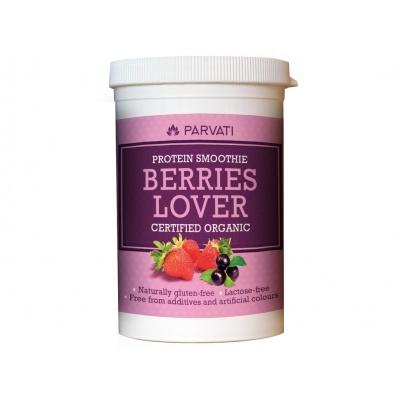 Bio Proteinový nápoj Berries Lover 160g