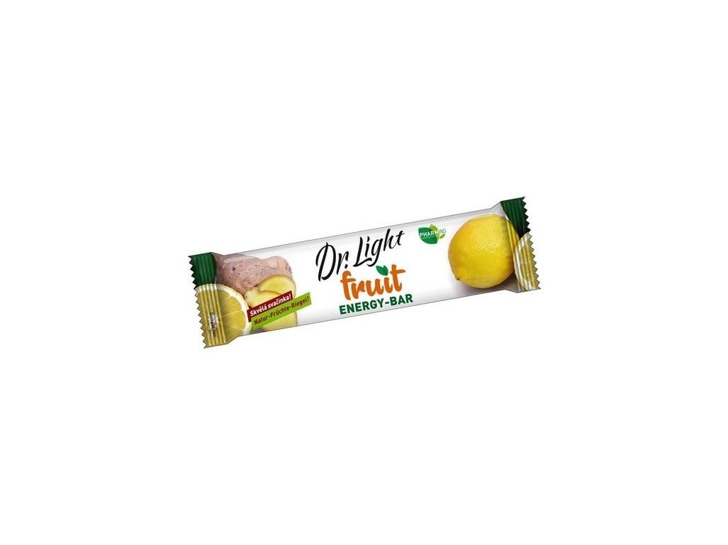Tyčinka ovocná Dr.Light Fruit ENERGY-BAR 30g, min. trv.10.7.2019