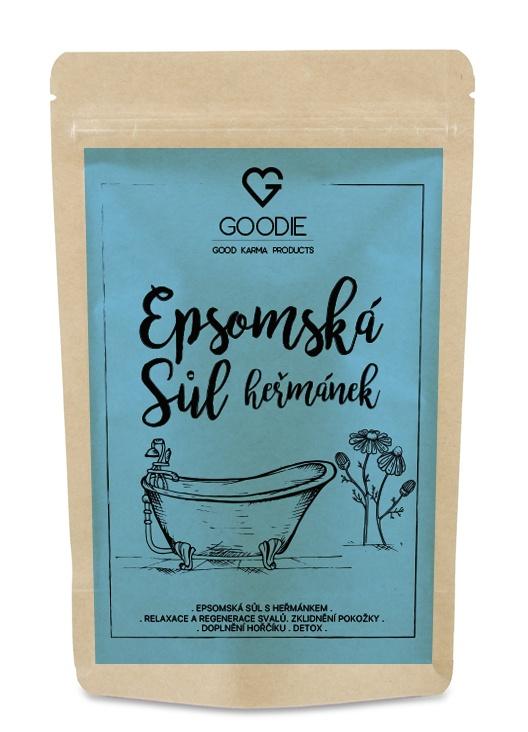 Epsomská sůl Heřmánková 250 g