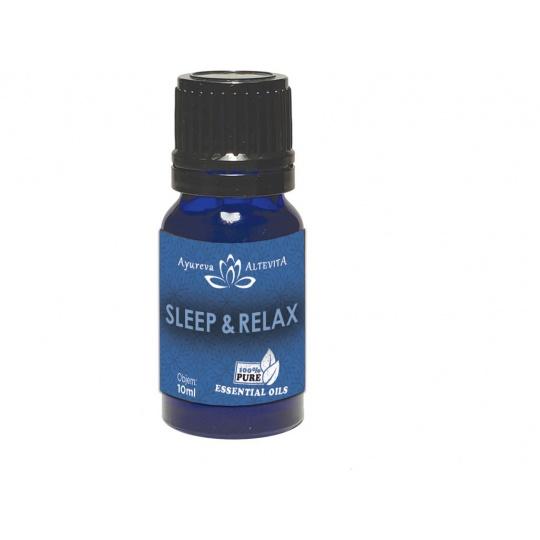 Esenciální olej směs Spánek a Relax 100% 10ml