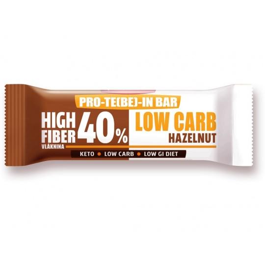 Low Carb | High Protein tyčinka - lískový ořech 35g