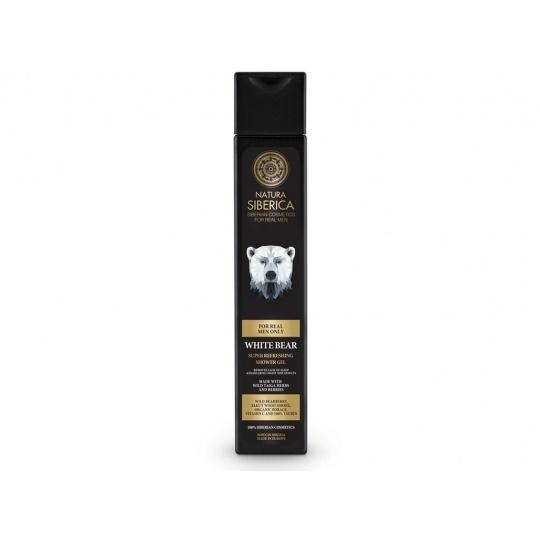 MEN Super osvěžující sprchový gel - Lední medvěd 250ml