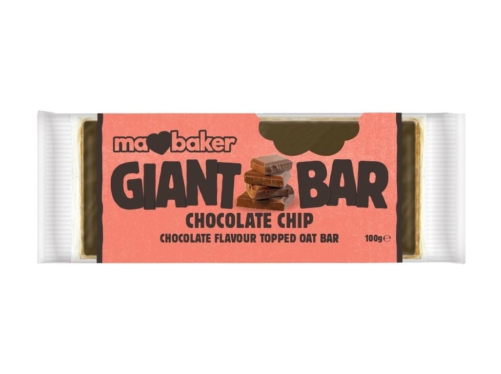 Tyčinka Obří Smoothie Čokoláda + Čokoláda 100g
