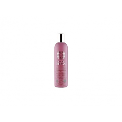 "Šampon pro barvené a poškozené vlasy ""Ochrana a lesk"" 400 ml"