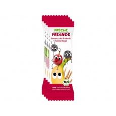 Bio Ovocná tyčinka - Banán, hroznové víno a černý jeřáb 4x23g