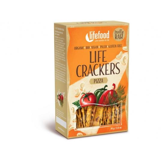 Bio Life crackers á la pizza 70g
