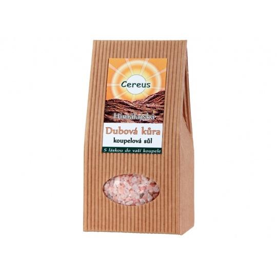 Koupelová sůl dubová kůra 500g