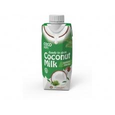 Kokosový nápoj Matcha 330ml