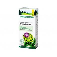 Bio čerstvá rostlinná šťáva Schoenenberger - Artyčok 200ml
