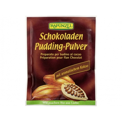 Bio Pudinkový prášek kakaový 50g