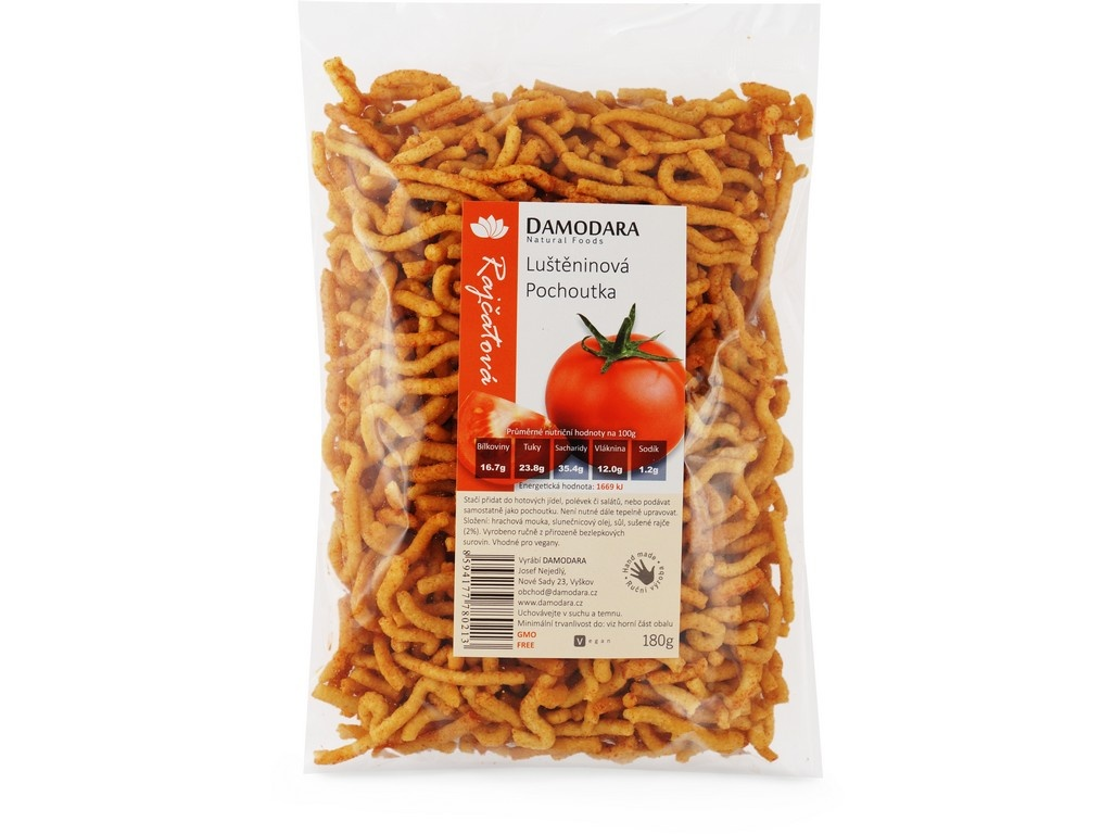 Luštěninová pochoutka rajčatová 180g