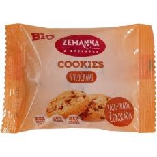 Bio cookies s vločkami 33g