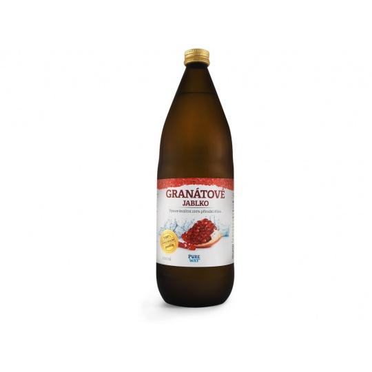 Granátové jablko 100% šťáva premium quality 1000ml