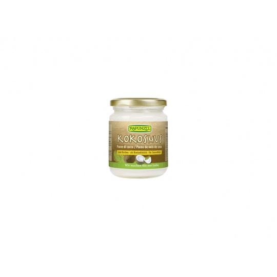 Bio 100% kokosová pasta Rapunzel 215g