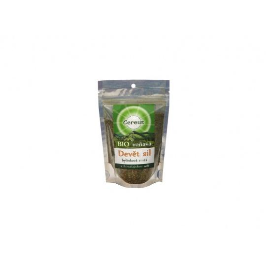 Bio Himálajská sůl bylinková - Devět sil 120g