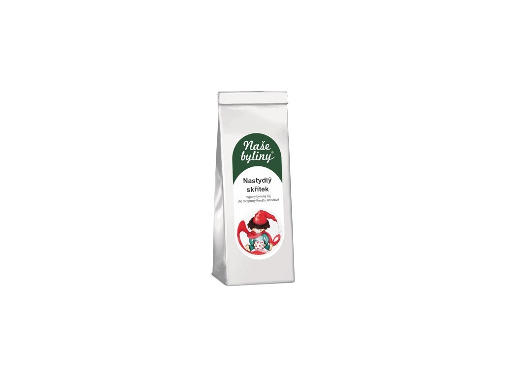Nastydlý skřítek bylinný sypaný čaj 50g