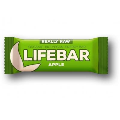 Bio tyčinka Lifebar jablečná 47g