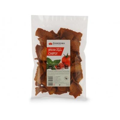 Pizza chipsy (rajče oregáno) 100g