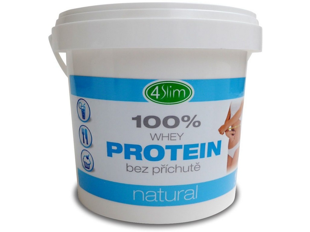 100% Whey Protein natural 500g, min.trv. 3/2019
