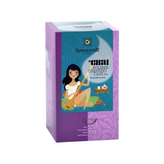 Bio Chai - polibek černého čaje 36g dvoukomorový