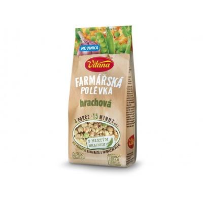 Farmářská polévka hrachová 116g