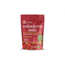 Bio snídaňová směs - Maca-moruše-jahoda 300g