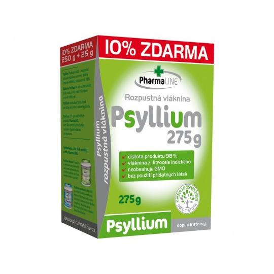 Psyllium vláknina 250g+10% ZDARMA - krabička