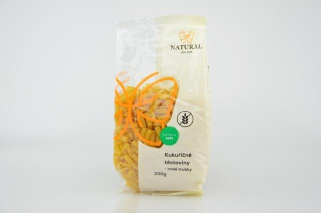 Těstoviny kukuřičné - malé trubky 300 g