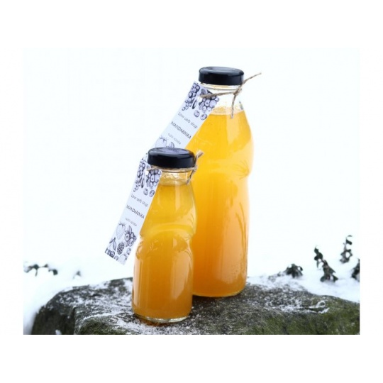 Low Carb Sirup Mandarinkový 200 ml